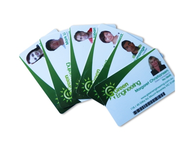 What are PVC ID Cards?