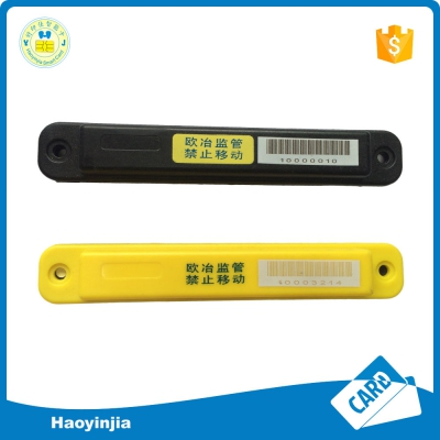 RFID Anti-Metal Tag for warehouse management